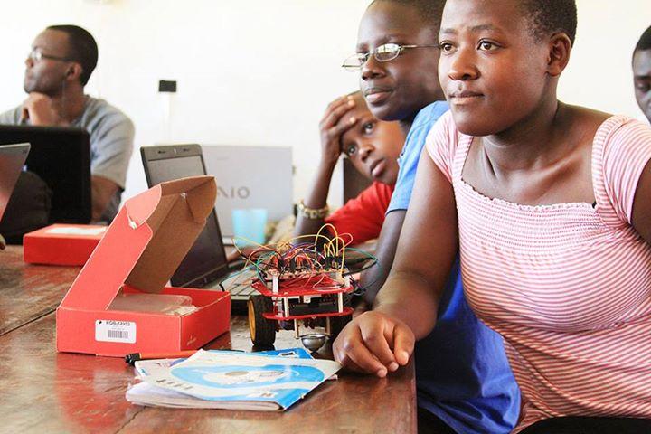 Robotique et Afrique