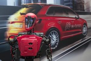 Aria Audi A3 e-tron Cybedroid