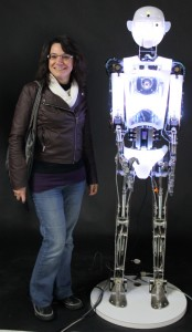 Robothespian Engineered Arts Towanda