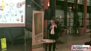 Frederic Boisdron - Conference - Le CERA